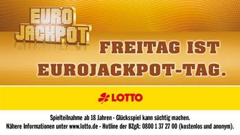 Gewinnchance Eurojackpot